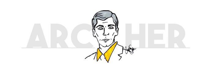 Figur Archer