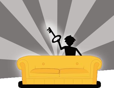Geheimnis | Das Gelbe Sofa - Storytelling