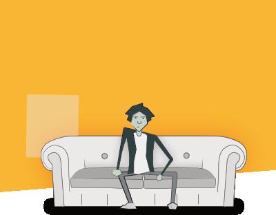 Das Gelbe Sofa - Storytelling