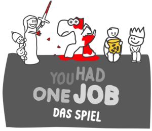 You Had One Job - Das Spiel | Presse Fact-Sheet