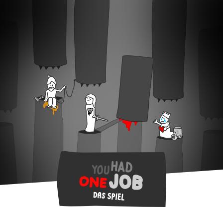 Header 3 | You Had One Job – Das Spiel