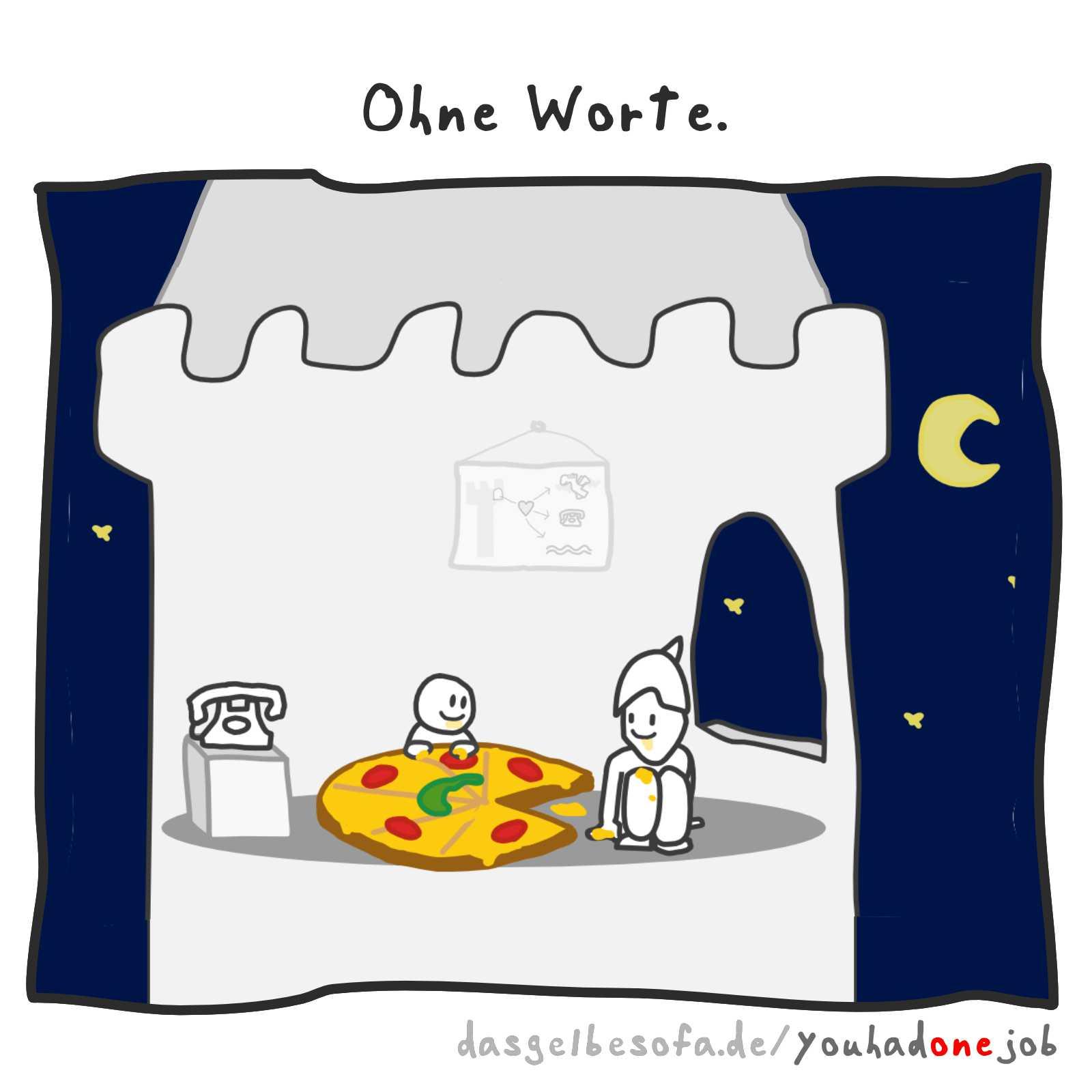 Pizza   You Had One Job — Das Spiel